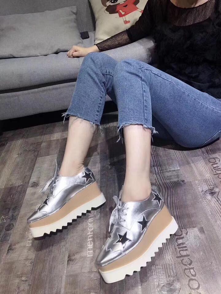 2019602801 NERO BORGOGNA 40 genuino di cuoio di Oxford piattaforma dei talloni scarpe di moda di lusso del progettista pompe
