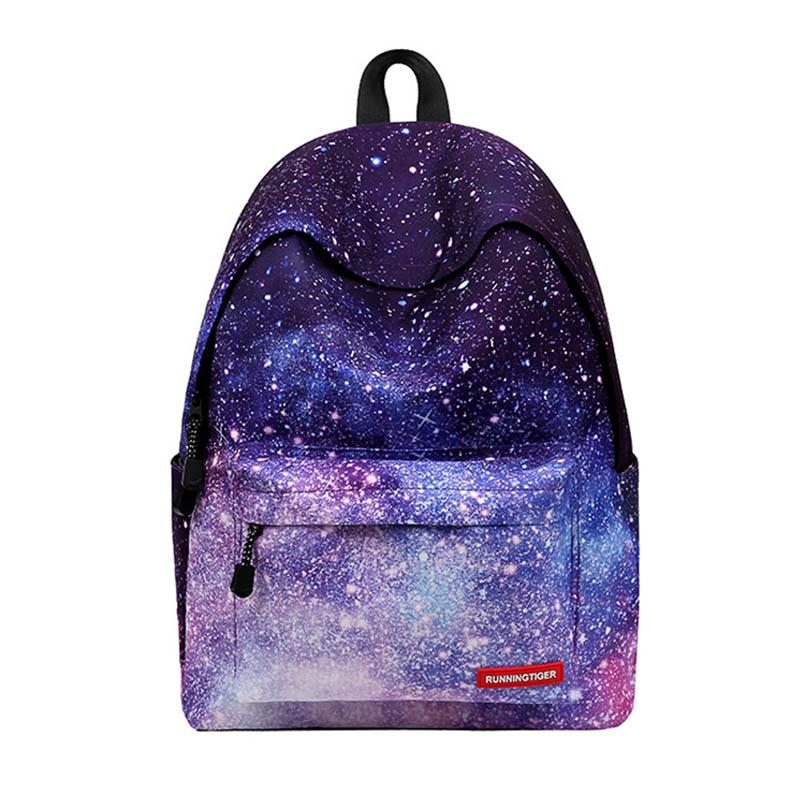 3d نجمة نمط حقيبة الظهر الكمبيوتر حقيبة الظهر سعة كبيرة حقيبة الظهر حقيبة مدرسية حقيبة السفر للفتاة wjj