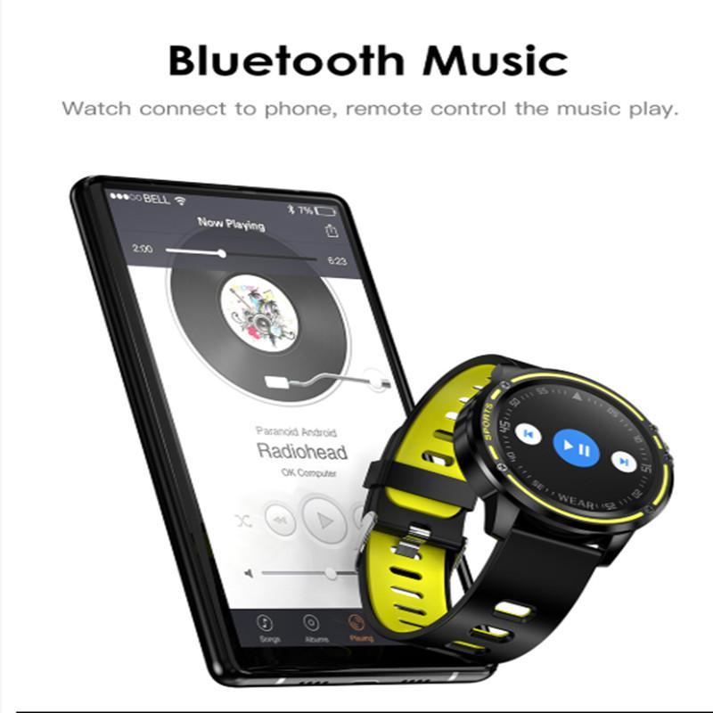 هدية عيد الميلاد الذكية ووتش الرجال النساء IP68 reloj hombre smartwatch مع ECG PPG ضغط الدم القلب معدل الرياضة اللياقة البدنية سوار المقتفي