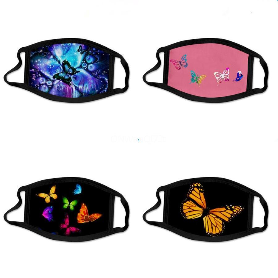 Dener gedruckte Frauen Silk magischer Schal Fa Maske 14 Styles Ciffon Andkercief Außenwindsicher Alf Fa staubdichte Sunsade Ma # 311 # 929