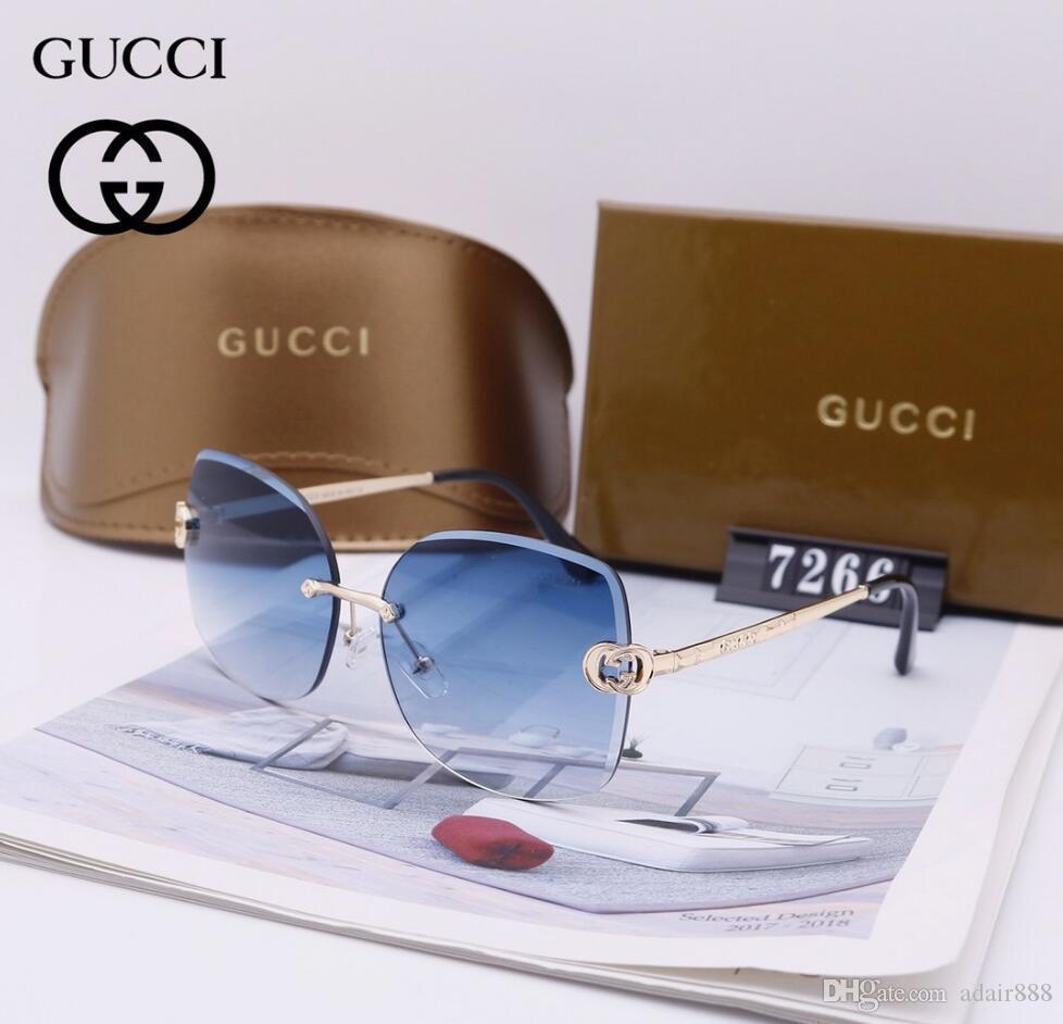 erkek tasarımcı güneş gözlüğü kadın tasarımcı boy erkekler des lunettes de soleil güneş gözlüğü havacı polarize kedi gözü Gucci F10 gözlük