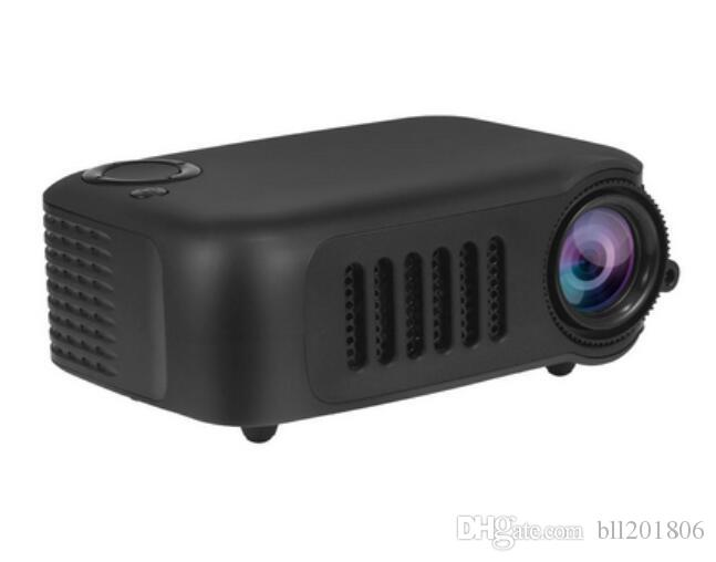 A2000 Video Projector 1080p LED Home Cinema Theater Projector Native Resolution For Home Cinema Movie Android Projector 5pcs DHL