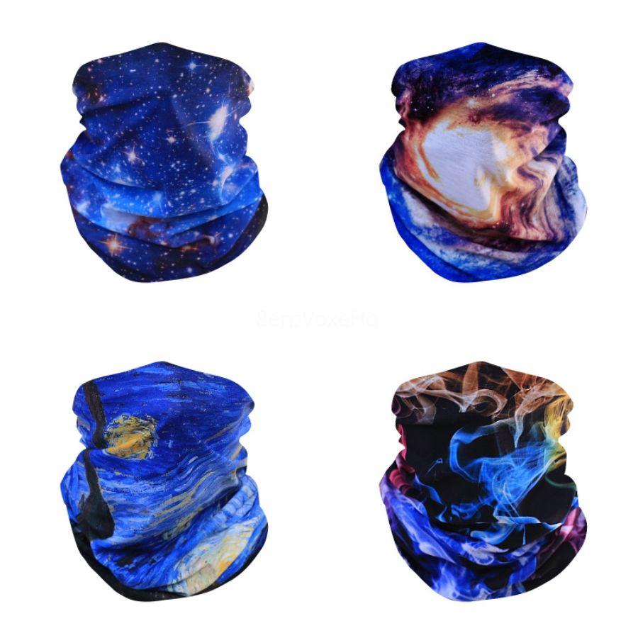 Multifunzione magica Turbante Sciarpa Donald antipolvere di protezione del lato Maschera sport esterni Sciarpa di riciclaggio 2020 Usa Presid # 763 # 129