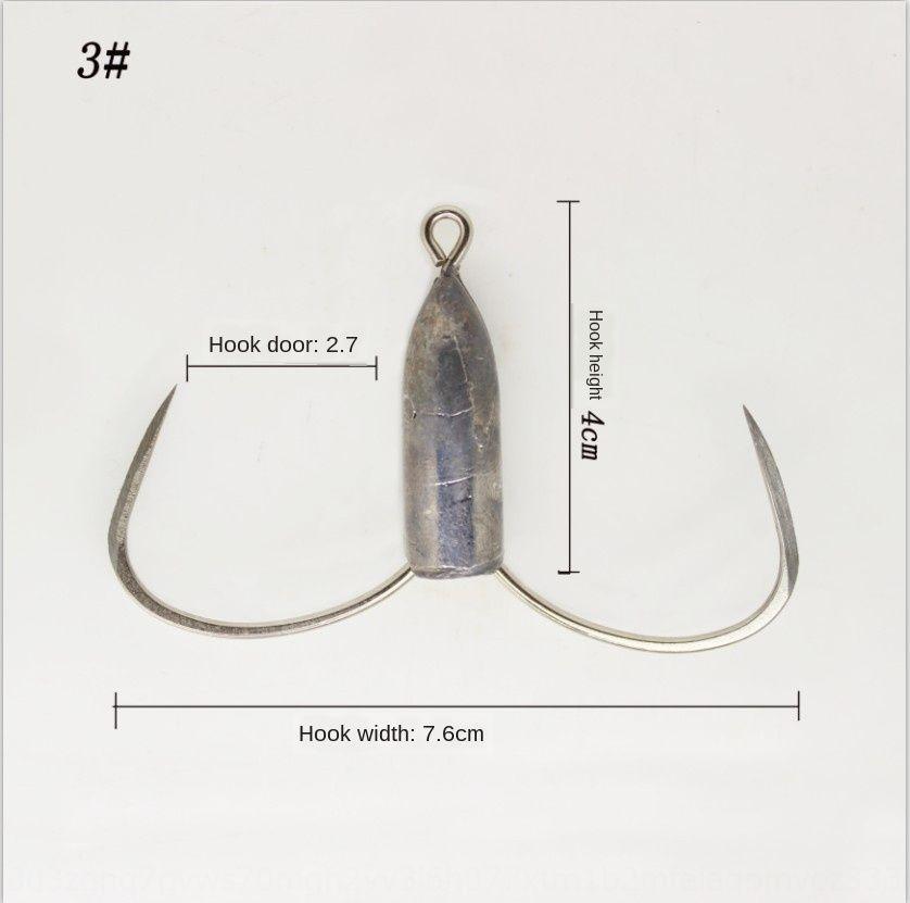 Якорь Chaotian бабочка бабочка нож край якорь крючок рыболовный крючок рыболовные принадлежности рыболовные снасти
