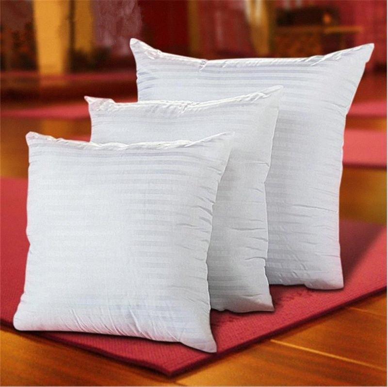 35 40 45cm del amortiguador de la almohadilla blanca interior Insert Soft algodón PP para la decoración casera Sofá Silla almohadilla de tiro del amortiguador del asiento Core GSPI #