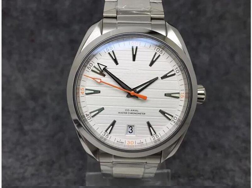 Luxury Best Quality VS Factory Steel 8500 Movement automatic 41mm Watches super AQUA TEERA 150 sea horse meters swiss 003 wrist watch