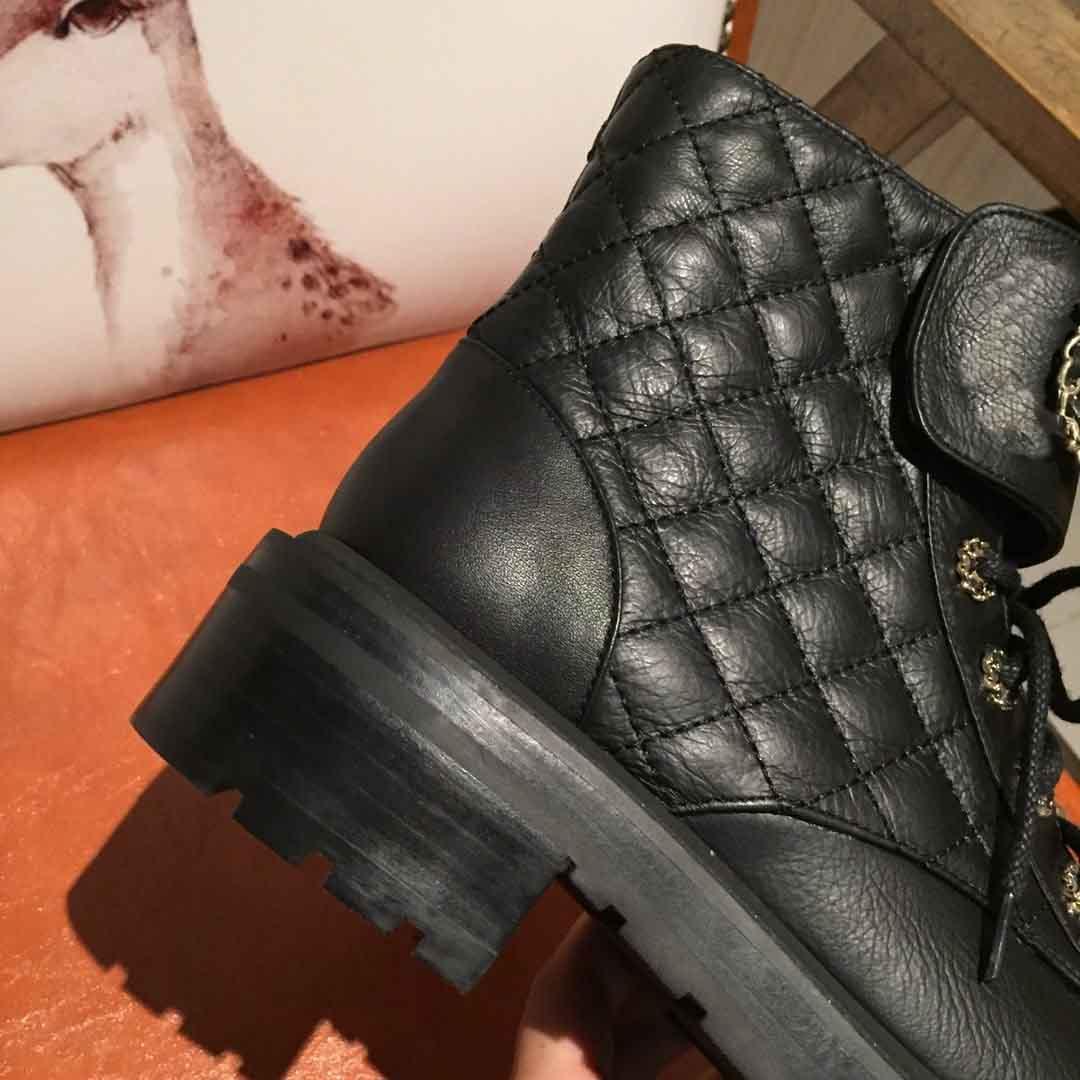 2020 neue Designer-Martin-Schuhe, Spitzenleder Designer Damenstiefel, Winter Luxus Martin Stiefel, Luxus-Mode-Stiefel von guter Qualität