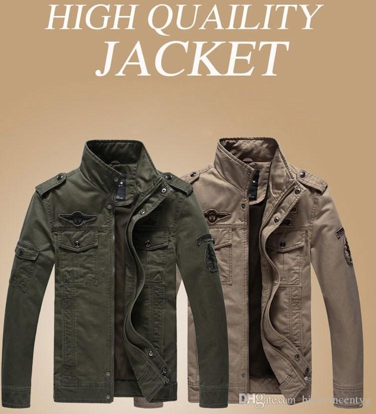 Nouveau automne Hommes Veste imperméable respirant hommes plein air militaire chaud épais manteaux d'hiver Randonnée coupe-vent Outwear jack Shell plus la taille 6XL