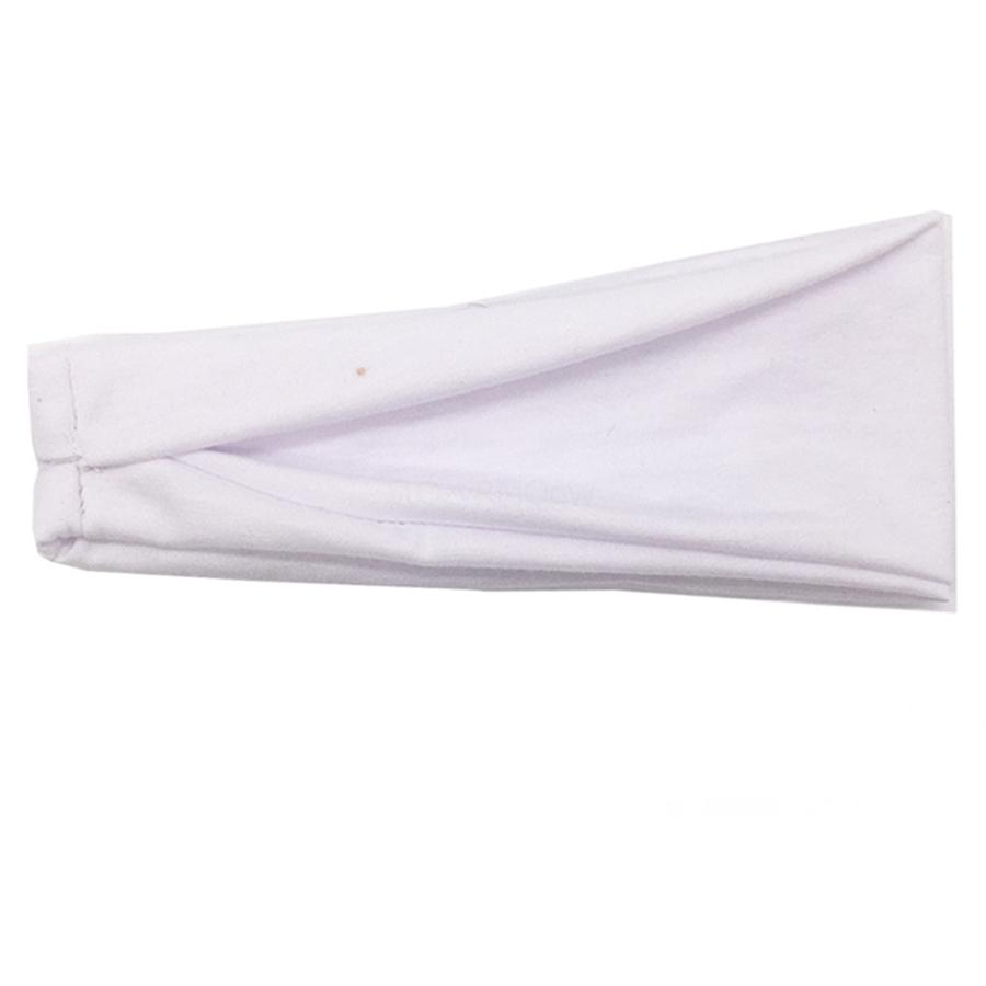 Дамы Женщины Спорт Eadband Твердая Andmade Tie AirBand 1PC Elastic для фитнеса Bat Cosmetic ремень # 272