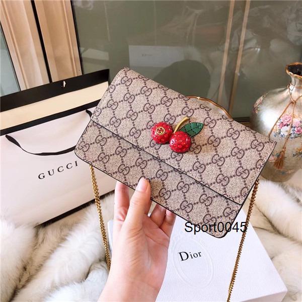 Moda kadın Deri çanta yeni mektup omuz çantaları cüzdan yüksek Qaulitys crossbody Messenger çanta kadın çanta omuz çantaları WHH122445