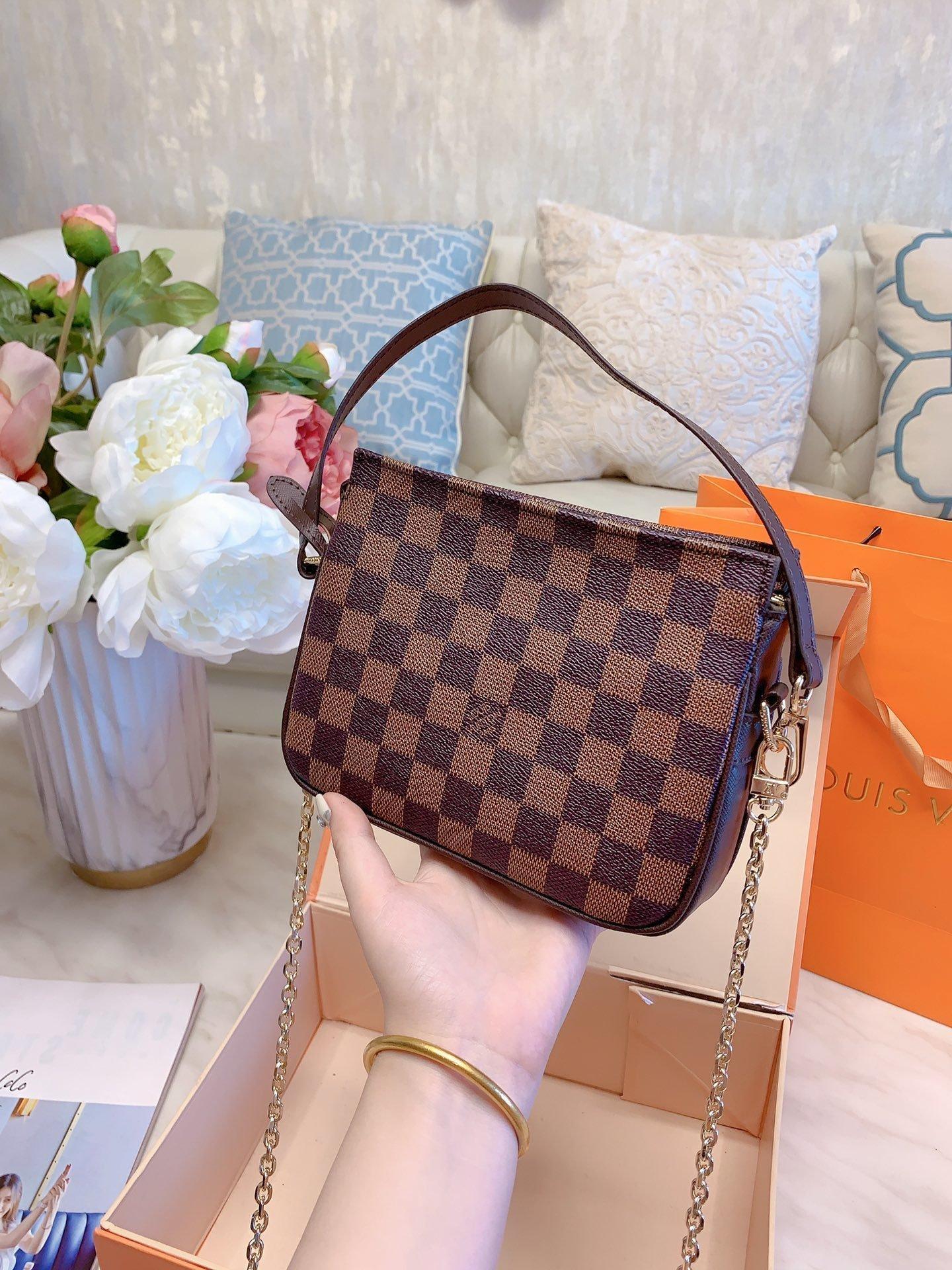 Top-Qualität sackt Handtaschenfrauen der Frauen Handtaschen Geldbörsen tote heißen bester Verkauf frei RQH9 Versand