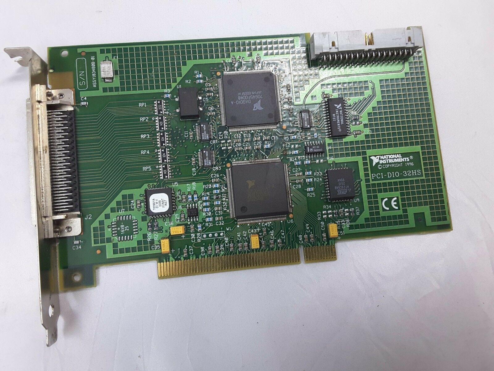 Новое для сбора данных NI PCI-DIO-32HS
