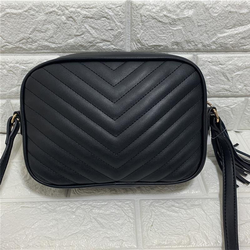 Mode Frauen Berühmte Casual Designer Messenger Bag Dame Kreuz Body Taschen Handtasche Satchel Geldbörse Kosmetische Geldbörsen 201911