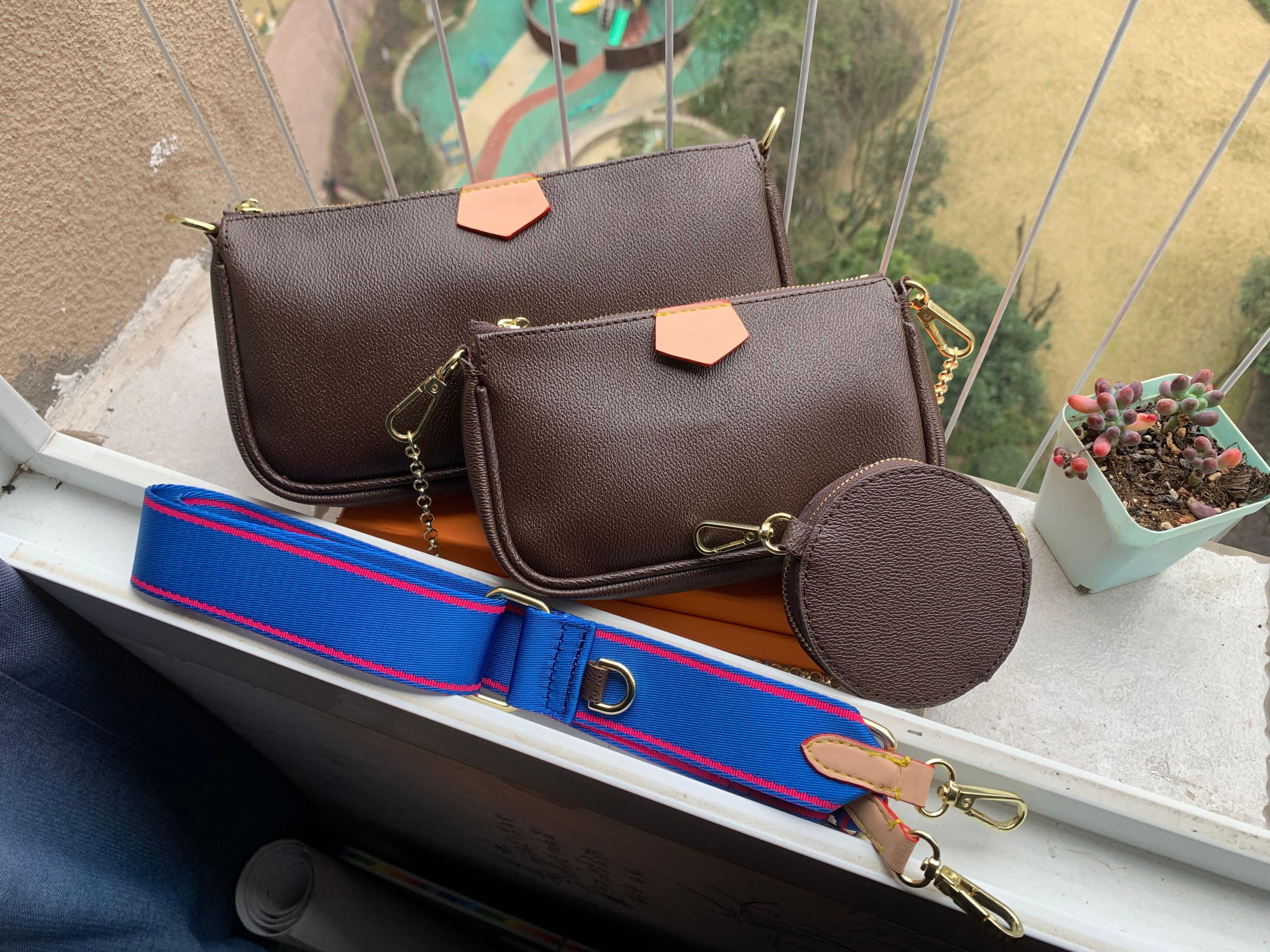 Мода Бесплатная сумка Сумки Bears Best Сумки Сумки Комбинация Кошелек Телефон Телефон Трехсексуальные Продажи Bag OOYCE