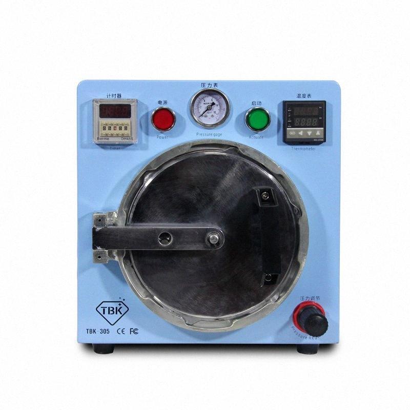 TBK-305 mini oca bubble remover machine 500w auto air bubble removing machine for LCD refurbishment Y8mO#