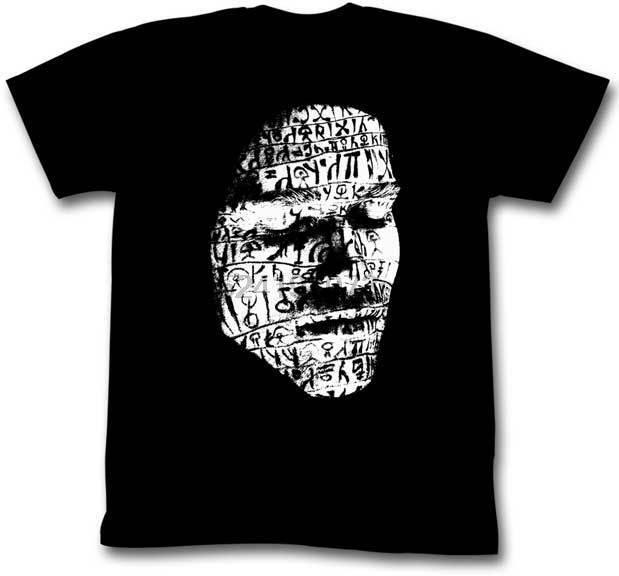 Conan, der Barbar Filmklassiker Gesicht Zeichnungen Erwachsene T-Shirt
