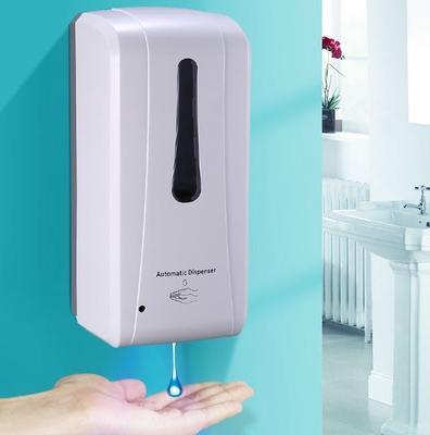 Liquid Hand Sanitizer Dispenser Automatic Sensor Soap Wall Mounted Dispenser Smart Touchless Uchless Acohol Dispenser EEA1880 1000ml