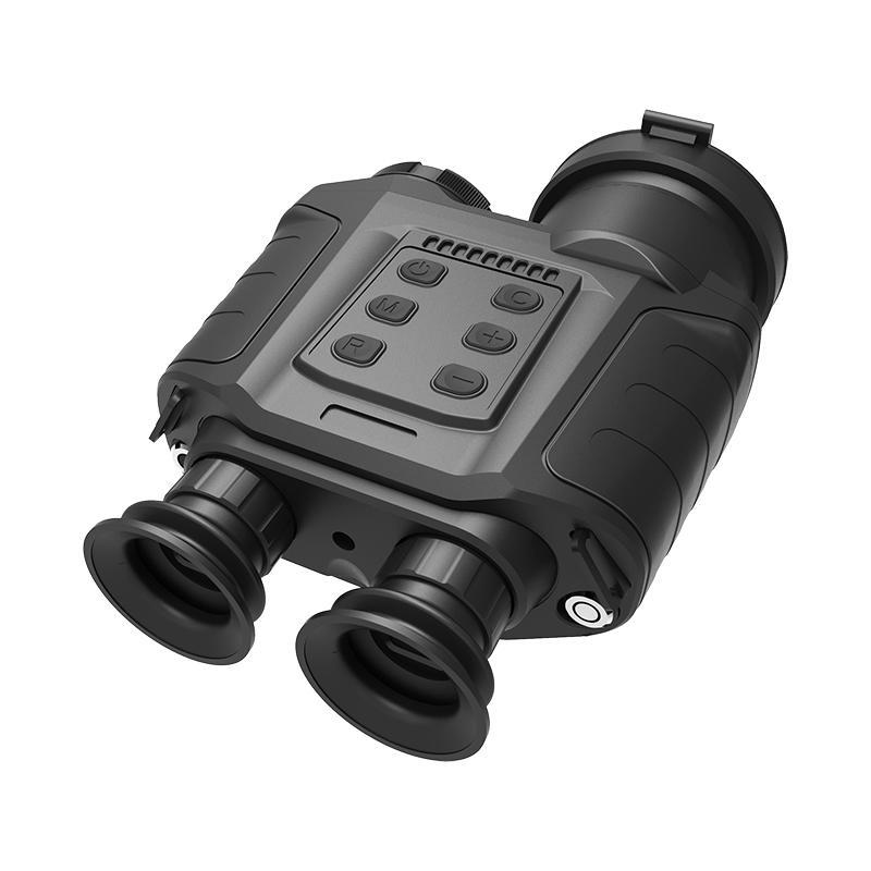 GUIDE IR516B Chasse à main Imagerie thermique Portée Jumelles 800 * 600 Détecteur de zoom numérique 2x peut prendre la vidéo photo et révision