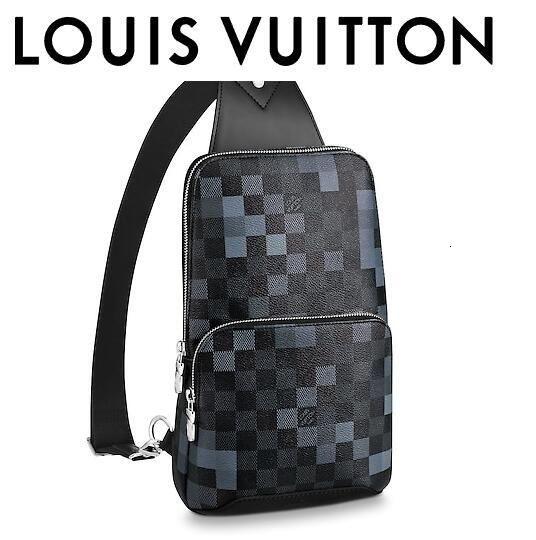 huweifeng1 N40068 Avenue Sling Bag MEN HANDBAGS ICONIC BAGS TOP HANDLES SHOULDER BAGS TOTES CROSS BODY BAG CLUTCHES EVENING