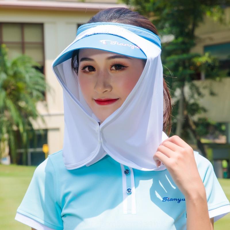 POLO GOLF nuevos hombres de golf y hielo protector solar de las mujeres de seda de la bufanda del nano material elástico