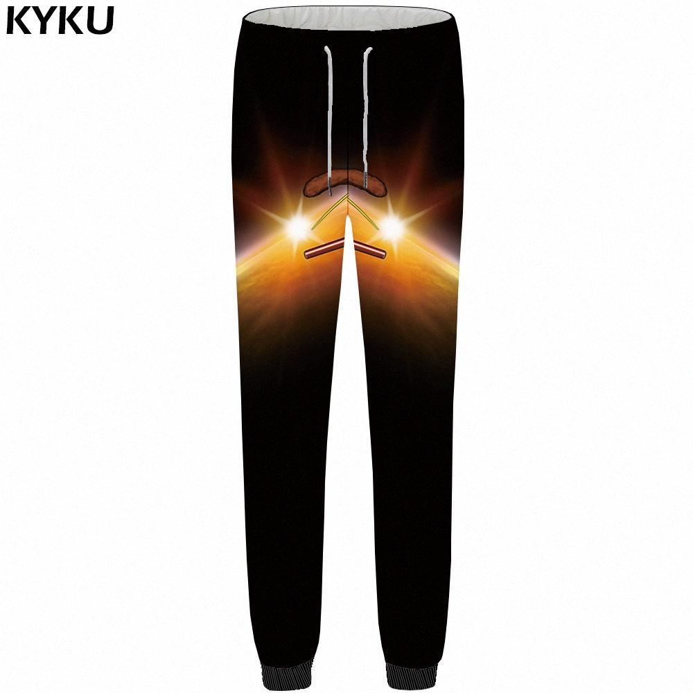KYKU Pantalons Hommes Goku Belle Britches Bodybuilding 3d Sweatpants mode gothique Hommes Pantalons 2018 Nouveau Taille Plus qIZo #