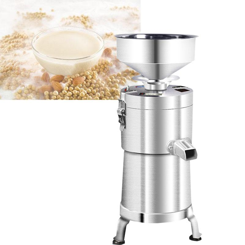 2020 machine de tofu commercial de lait de soja en acier inoxydable commerciale de lait de soja machine à lait de soja de lait de soja industriel