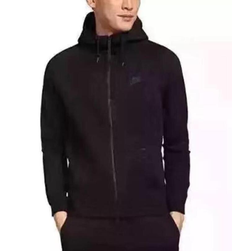 20ssBasketball jacket men's Hoodie uniform running jacket sports Hoodie outer space cotton men's sportswear size S-XXL