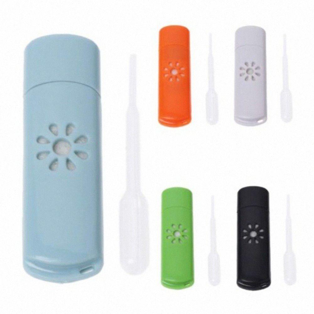 Новый мини Эфирное масло Свежее Главная USB автомобилей Диффузор Аромат Увлажнитель С Night Light zK9u #