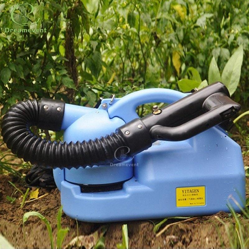 Brumisateur 7L électrique Pulvérisateur Désinfection Ménage Machine à brouillard ULV à froid brumisation pour l'air extérieur # wwtW Stérilisateurs