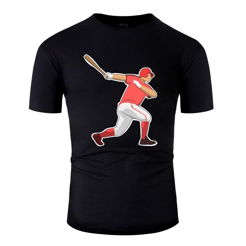 Print Tshirt Man Cotton Cute Awesome Men And Women Oh Look, A Baseball Home-Run! T Shirts O-Neck 2019 Tee Tops