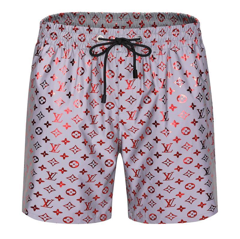 2.020 novos calções de impressão tubarão verão praia calças calças de alta qualidade dos homens de luxo frete grátis Shorts para homens homens da moda