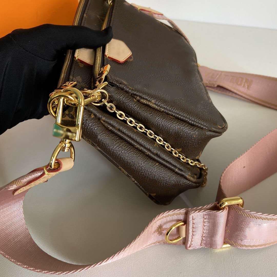 Famous Handbags Arrival Brands Luxury Bags New Handbags Fashion Women Designer Crossbody Ladies Women 2020 Gift Thpnw
