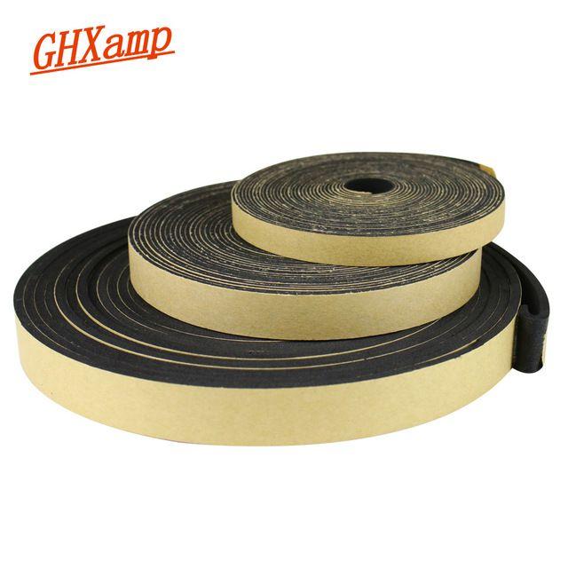 ortable Audio & Video Speaker Accessories GHXAMP 2 Meter EVA Speaker Repair Sealing Strip Wire Box Inverted Tube Shock Absorbing Gask...