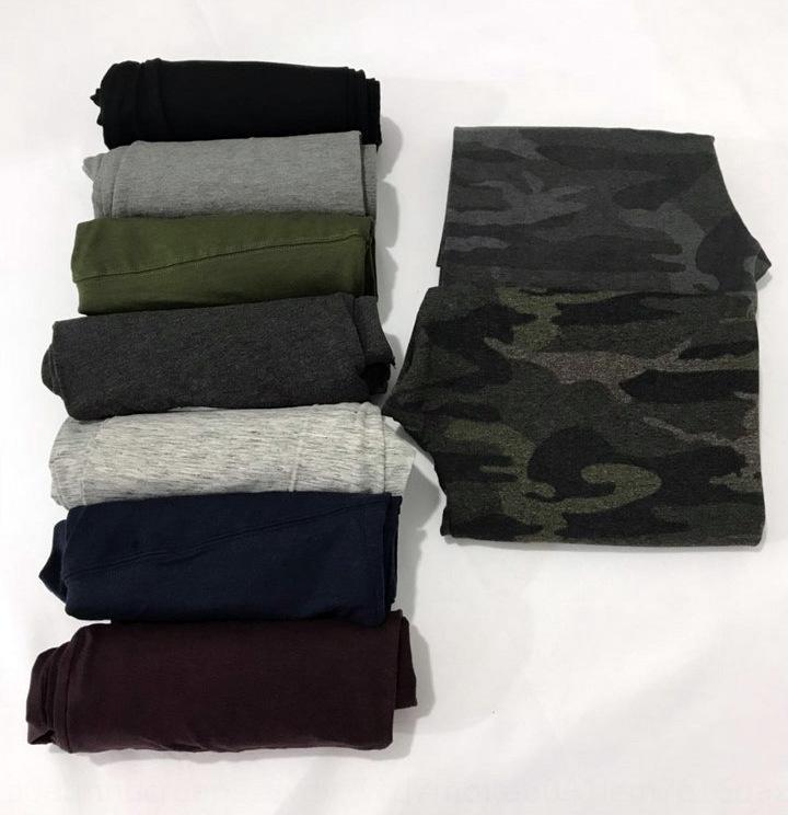 SGBaa zrL8R leggings TAN yoga ghette sottili pantaloni usura esterna delle donne del tutto-fiammifero alto tratto Cappotto e pantaloni vita che dimagrisce ankl canadese