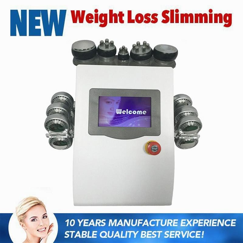 2020 Lipo lazer zayıflama makinesi 6 EMS Pedler LipolaseR Lazer Liposuction En ucuz Lipo Lazer Makineleri İçin Selülit Kaldırma