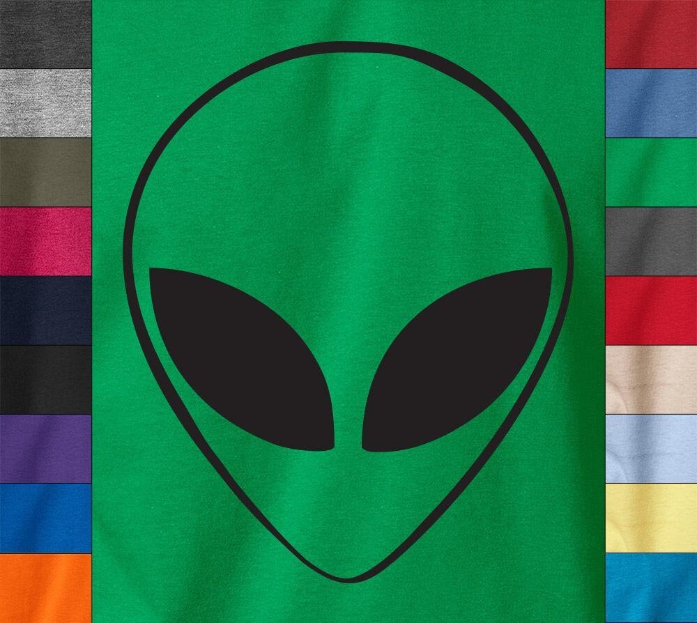 ALIEN Alienware la camiseta principal del ordenador PC Gamer Geek UFO XBOX Ringspun algodón de la camiseta