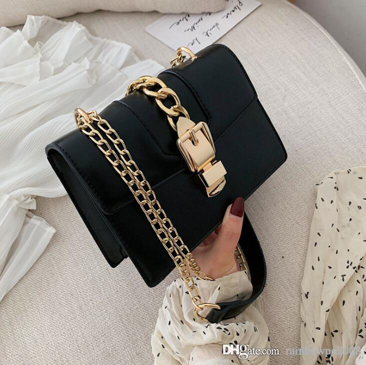 outlet brand women handbag foreign style styling leather fashion chain bag gold lock stripe bow women shoulder bag elegant leather bag