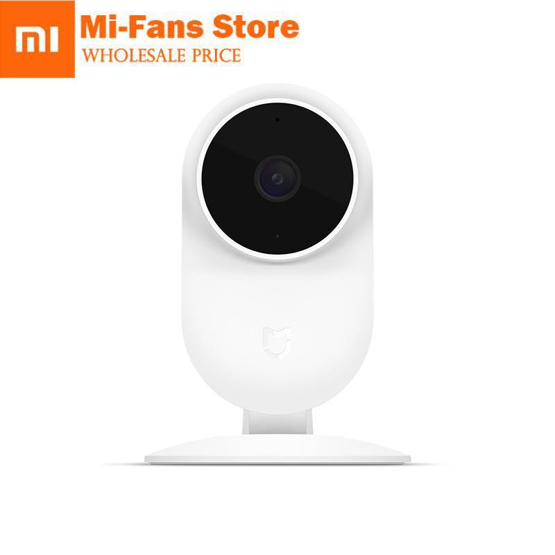 versão atualizada Original Xiaomi mijia Ai inteligente IP Câmera 1080p qualidade HD Infravermelho Night Vision 130 graus de ângulo largo super