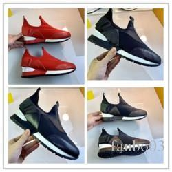 Bordadas De calidad superior zapatos Abejas de diseño para mujer para hombre de la ECA cuero auténtico zapatillas blancas diseñador superior de los zapatos ocasionales d0200