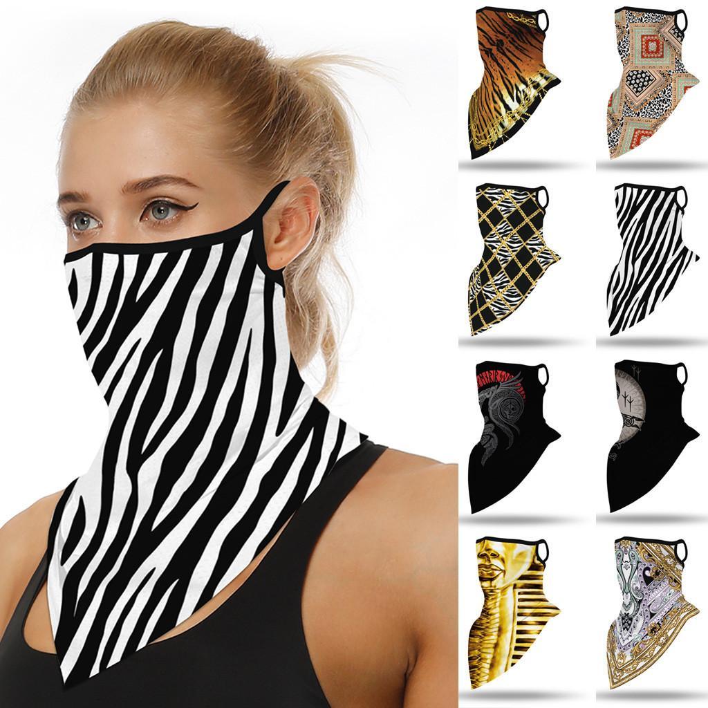 متعددة الوظائف السحر العمامة الرياضة في الهواء الطلق ركوب الحجاب قناع الغبار قناع الوجه وشاح مثلث 8 أنماط XD23714