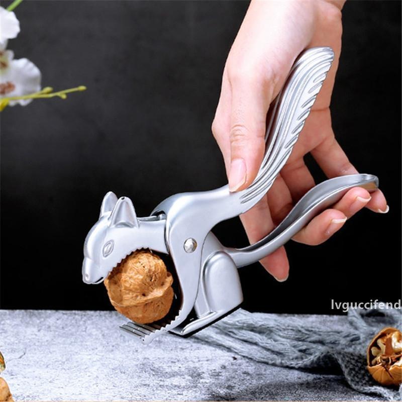 السنجاب على شكل الجوز كليب سبائك الزنك فتاحة مطبخ كماشة أداة البندق فتاحة أداة مطبخ السنجاب كليب الجوز كليب CT0083