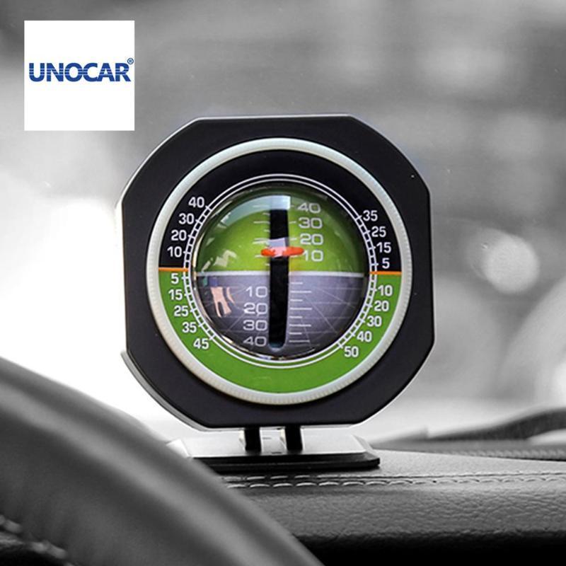 Vehicle escort instrument off-road outdoor balance instrument on-board inclinometer, level instrument, goniometer, measuring com