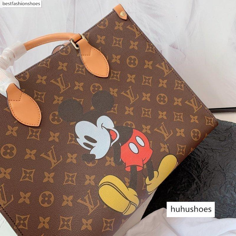 Sac imprimé classique concepteur de fleurs sacs à main sacs à main de luxe Montaigne concepteur sac fourre-tout en cuir femmes épaule Sacs crossbody gros Sacs shopper
