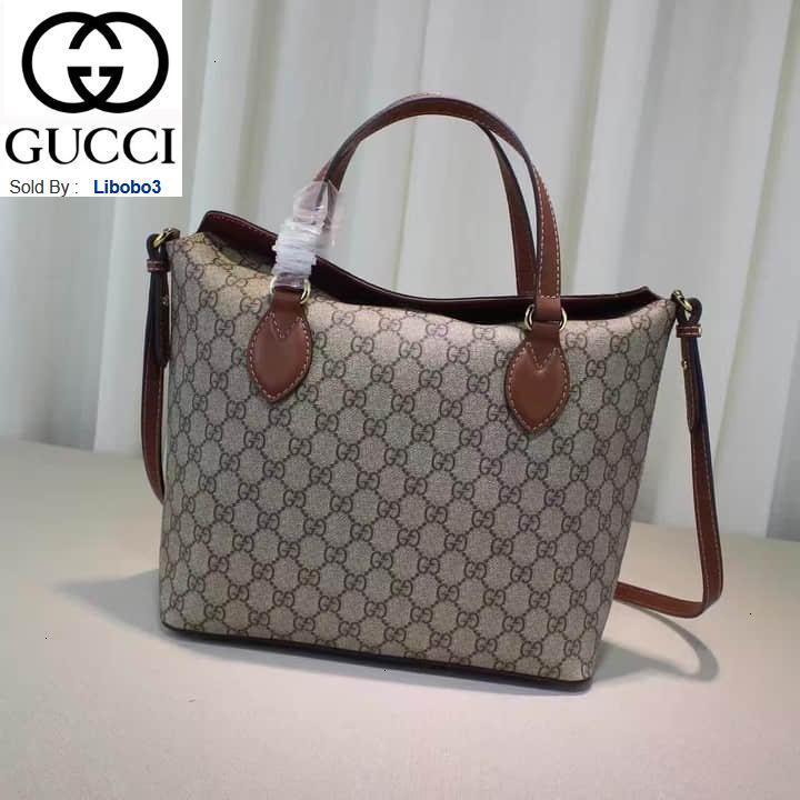 libobo3 Premium similpelle Tote Bag 429.147 Brown Donne Borse Top Manico borse a spalla Totes sera Cross Body Bag