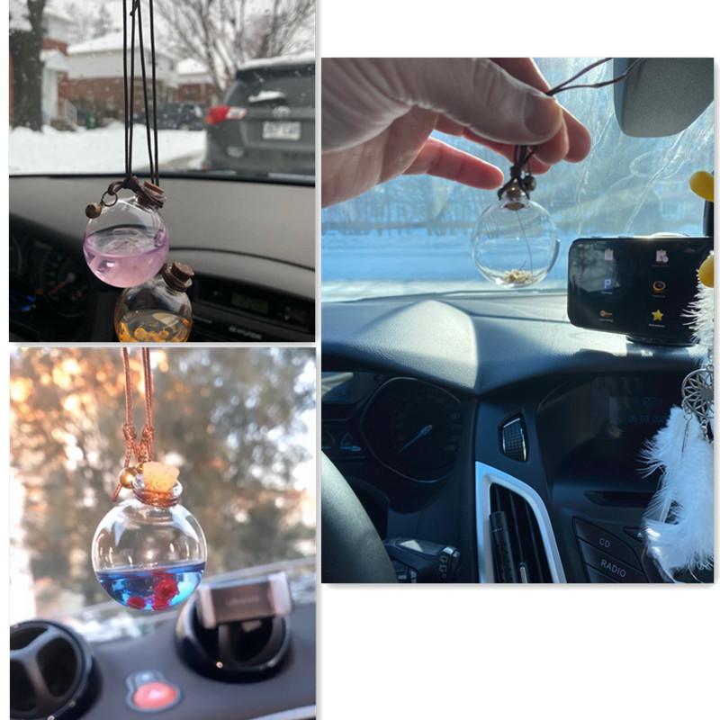 Pendentif parfum ornements de décoration voiture pour x6 E71 megane 3 mini cooper saab R53 vw caddie