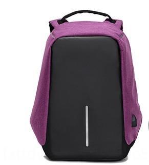 Yeni dizüstü bilgisayar bilgisayar iş sırt çantası hırsızlık çanta laptop çantası büyük kapasiteli eğlence USB şarj sırt çantası