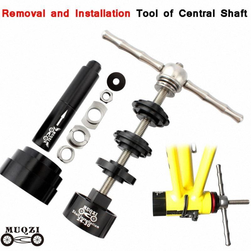 Bicycle Press In Middle Axle Static Installation And Removal Tool Set Bicycle Bottom Bracket Install And Removal Tool Drop CETS#