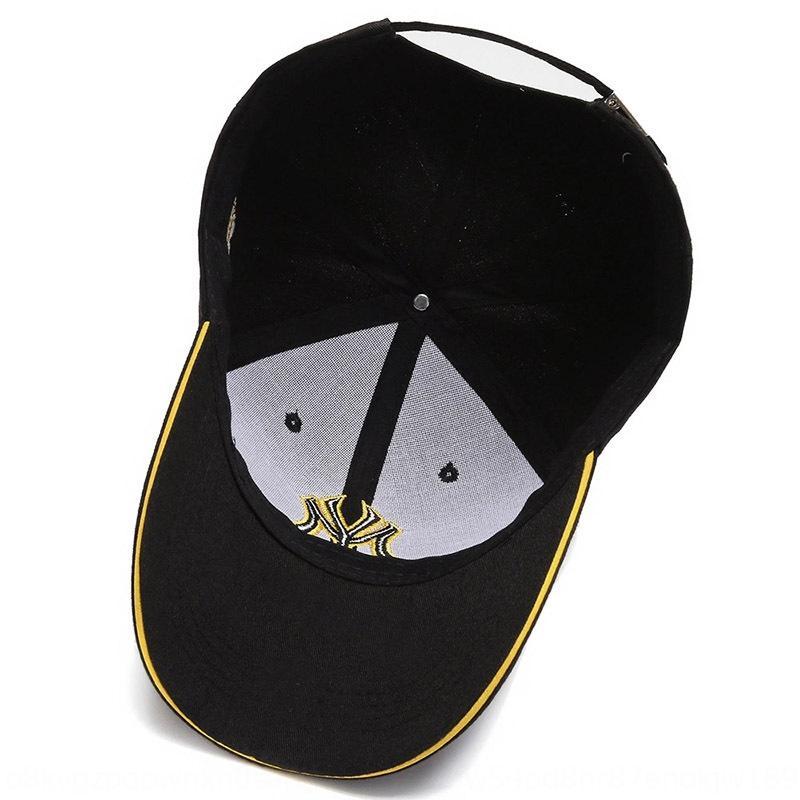 Chapeau H7x9n casquette de baseball baseball occasionnel parapluie style coréen mode lettre soleil preuve brodé de quelques hommes tout-match de fas femmes de cap hA95V