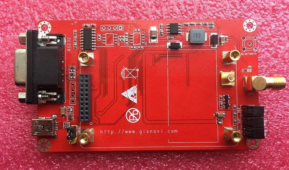 OEM615 / OEM617 / OEM719 / K505 / K501 / P307 / P201 GNSS kabuk + arayüz kartı GPS Mxjo # için