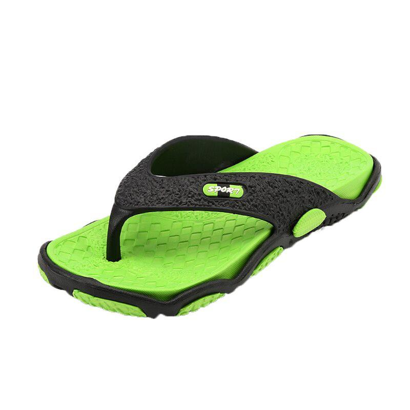 Hausschuhe SAGACE Massage Sommer Flip Flops Männer Offene Zehen Strand Beiläufige Männliche Schuhe Zapatos Hombre